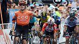 Tour Down Under: coup double pour le Néo-Zélandais Bevin