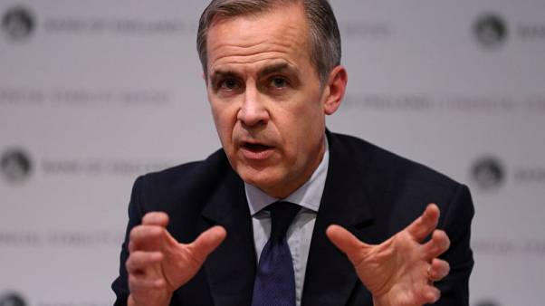 Bank of England sees UK current account risk from Brexit