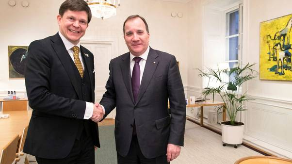 Swedish Social Democrat leader Lofven set for second term as PM