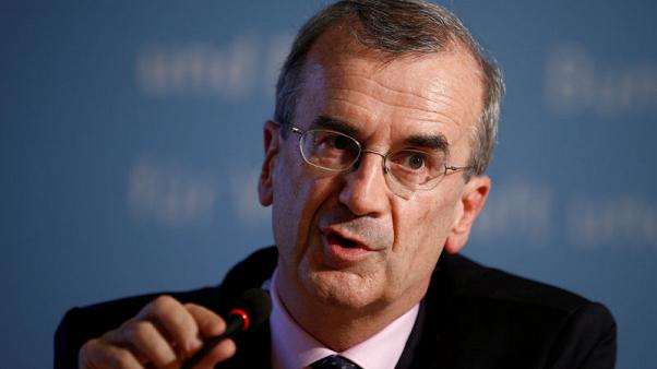 Risks to finance sector from 'no deal' Brexit are 'manageable' - Villeroy