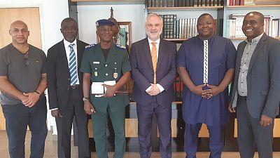 Rugby / Côte d'Ivoire : Le vice-président de la Fédération Française de Rugby (FFR) à Abidjan en avril