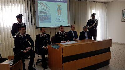 Truffe anziani per 400 mila euro,arresti