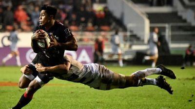 Rugby Transferts: Fekitoa quittera Toulon en fin de saison pour les Wasps
