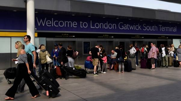 British outsourcer Mitie extends contract with London's Gatwick