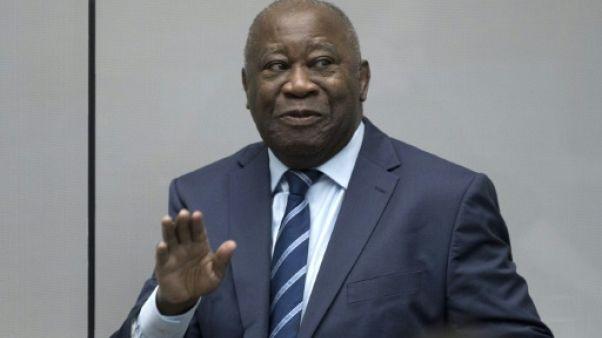 CPI: les juges refusent le maintien en détention de Laurent Gbagbo après son acquittement