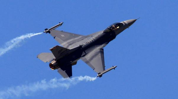 Bulgarian lawmakers approve talks with U.S. on F-16 jet deal