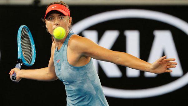 Rampaging Sharapova sets up mouth-watering Wozniacki clash