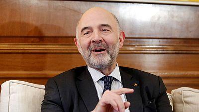 Greece must regain full access to debt markets - EU's Moscovici
