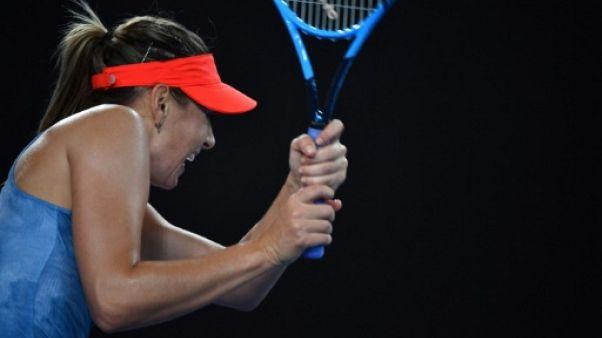Open d'Australie: Sharapova rejoint Wozniacki