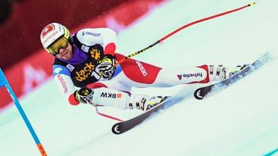 Ski: Feuz meilleur temps du premier entraînement de la descente à Wengen