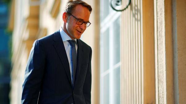 Berlin confirms it is pushing for Weidmann to get eight more years at Bundesbank
