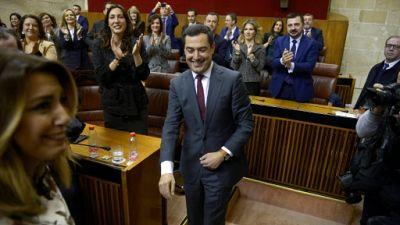 Andalousie: l'irruption de l'extrême droite rebat les cartes en Espagne
