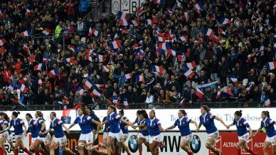 XV de France féminines: 24 joueuses sous contrat fédéral à mi-temps