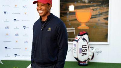 Golf: Tiger Woods débutera sa saison fin janvier