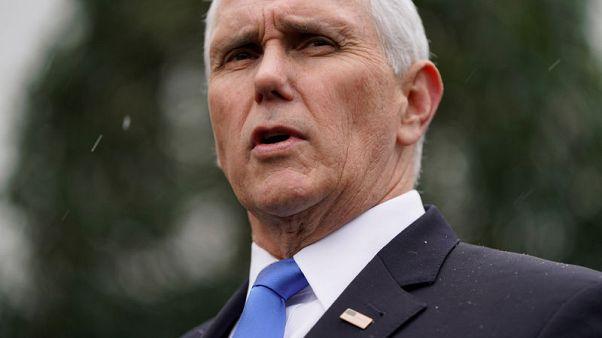 نائب الرئيس الأمريكي يجدد التأكيد على خطة سحب القوات من سوريا