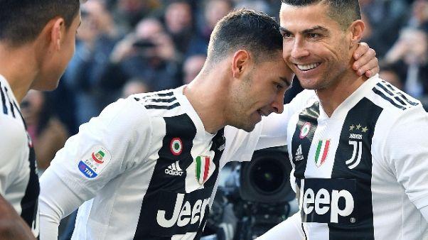 Supercoppa: CR7, cominciato bene 2019