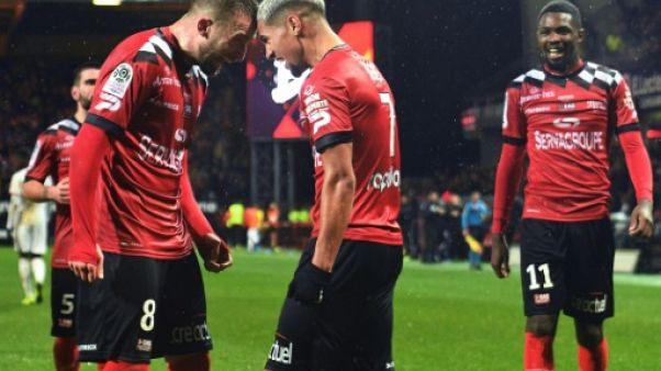 Ligue 1: un de chute pour Rennes sous l'ère Stephan
