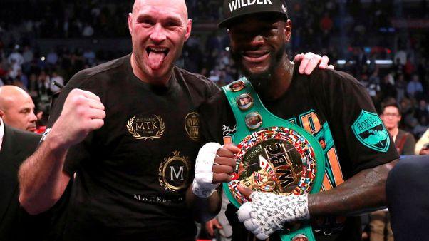 Boxing - WBC orders Wilder v Fury rematch