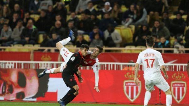 Ligue 1: Monaco sauvé par un gamin de 17 ans dans le derby contre Nice
