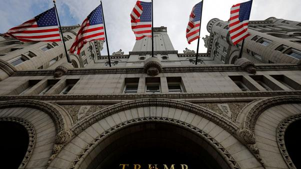 U.S. watchdog cites constitutional concerns over Trump hotel lease