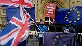 """Les """"Brits"""" d'Espagne gardent l'espoir que le Brexit n'ait pas lieu"""