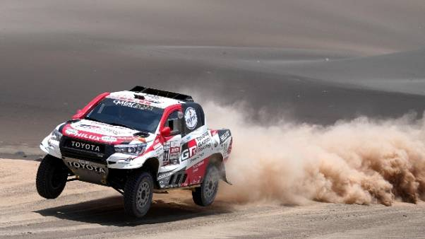 Dakar: Al-Attiyah vince 9/a tappa auto