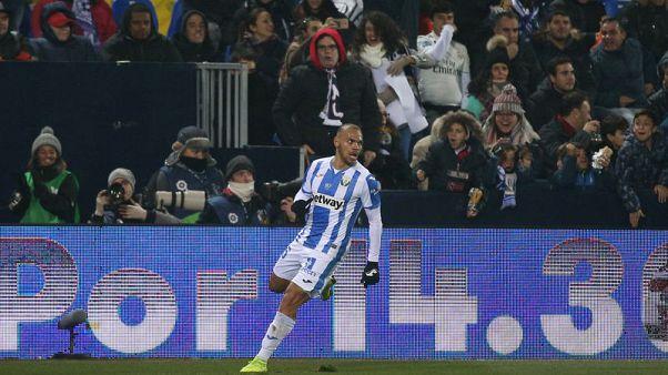 ريال مدريد يخسر من ليجانيس لكنه يتقدم بكأس الملك