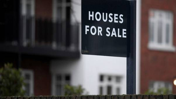 UK house sales outlook weakest on record as Brexit nears - RICS