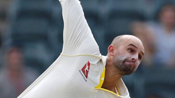 Finch happy with Lyon's displays ahead of India decider