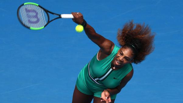 Graf backs Williams to surpass Court's Grand Slam record
