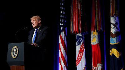 Trump missile defence review calls North Korea 'extraordinary threat'