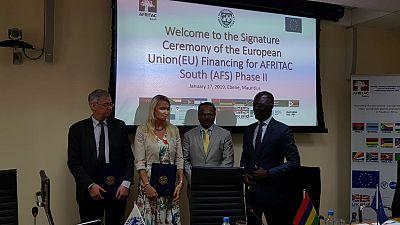 L'Union européenne soutient AFRITAC Sud, le centre d'assistance technique du Fonds Monétaire International (FMI), avec 800 millions de roupies