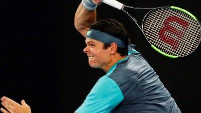 Open d'Australie: Raonic plus décisif que Wawrinka