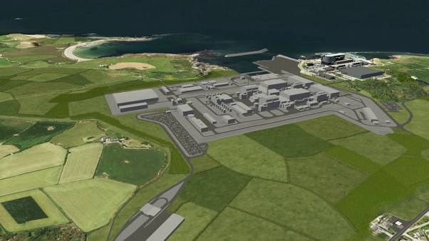 Hitachi freezes UK nuclear project as energy supply crunch looms
