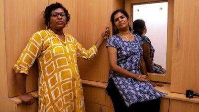 Les deux Indiennes entrées dans le temple de Sabarimala demandent une protection policière