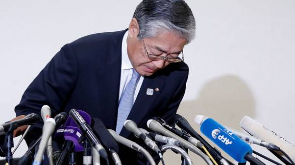 Japan's Olympic Committee head to miss meeting - IOC