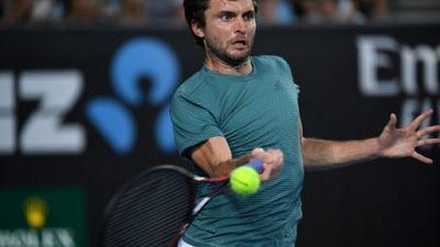 Open d'Australie: Simon laisse s'envoler quatre balles de match