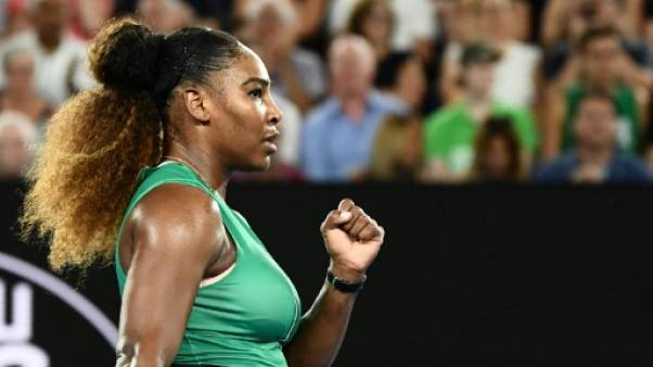 Open d'Australie: Serena aisément au 3e tour