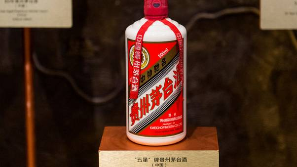 China watchdog bans officials from close ties with liquor giant Moutai