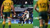 Six nations: Farrell capitaine du XV d'Angleterre en l'absence de Hartley