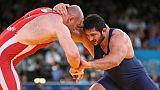 Dopage JO-2012: le lutteur Modzmanashvili, médaillé d'argent, positif au turinabol
