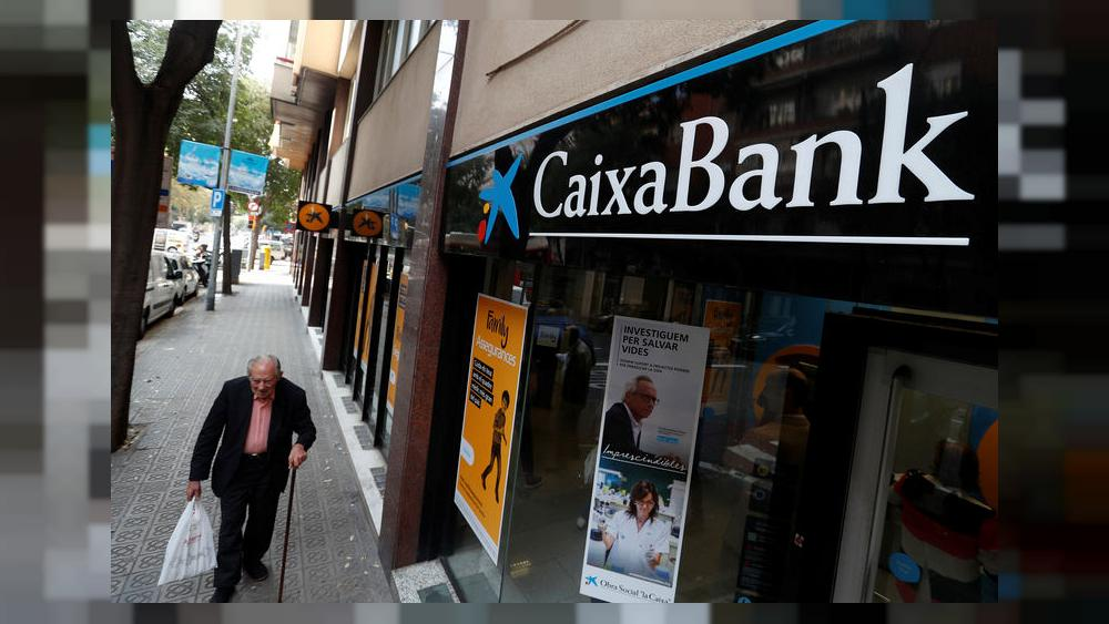 Spain's Caixabank proposes laying off over 2,000 workers