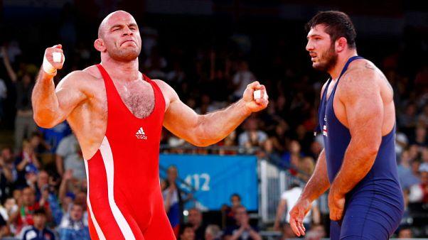 Georgian Modzmanashvili fails doping test from London 2012