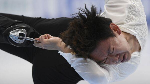 Two men jailed for murder of Kazakh Olympic skating medallist