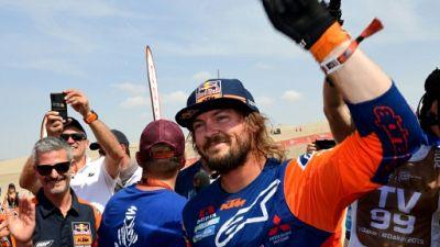 Dakar: et de deux pour Toby Price