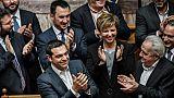 Grèce : après le vote de confiance, le défi du nom de la Macédoine