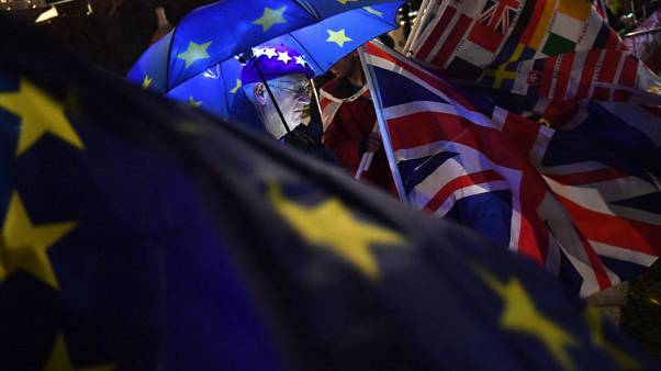IMF - No-deal Brexit is biggest risk to Britain's economy
