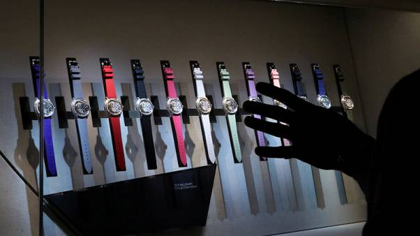 Audemars Piguet and Swiss watch rivals hasten shift to in-house sales