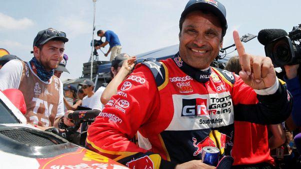 Qatari Al-Attiyah wins a third Dakar Rally