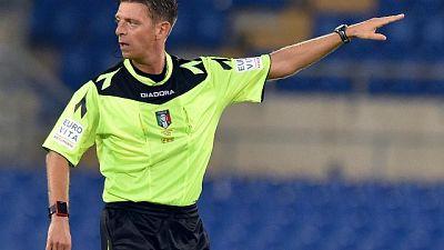 Rocchi arbitrerà Napoli-Lazio
